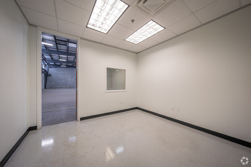 Office to warehouse